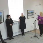Открытие выставки Затерянный мир Паанаярви