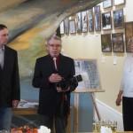 Открытие фотовыставки Петтери Тёрмянен
