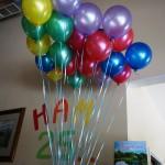 25 воздушных шариков для парка