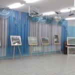 Художественная выставка в п.Лоухи
