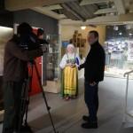 Интервью для ГТРК