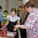 Игра Мусорознайка. С. Скворчевская представляет свои поделки-игрушки