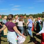 Карельский день на урочище Вартиолампи