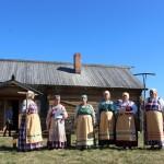 Творческий коллектив из Софпорогского Дома культуры