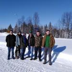Гости из парков «Полистовский», «Командорский» и «Таганай»