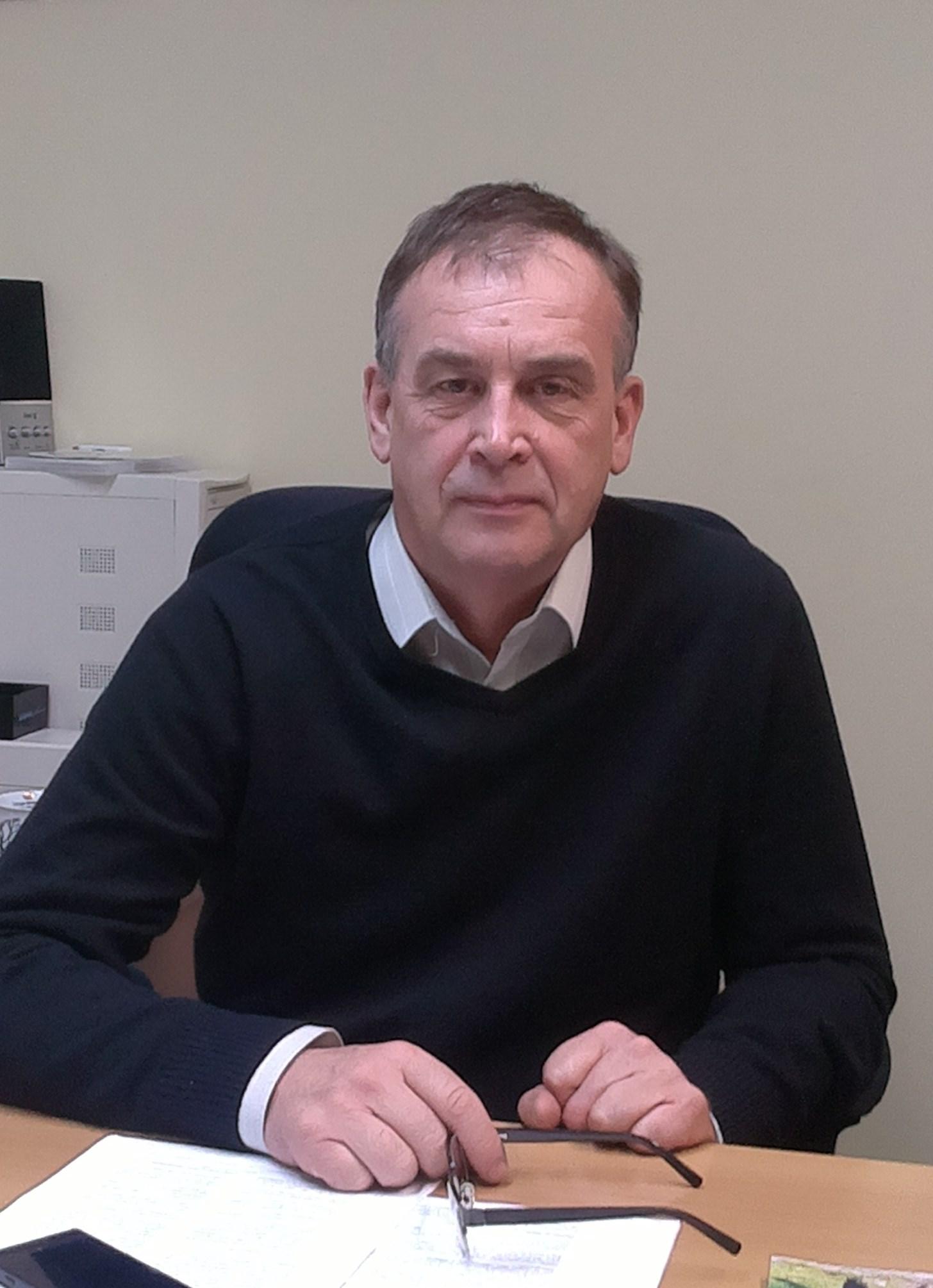 Александр Владимирович Бижон. 2015 год