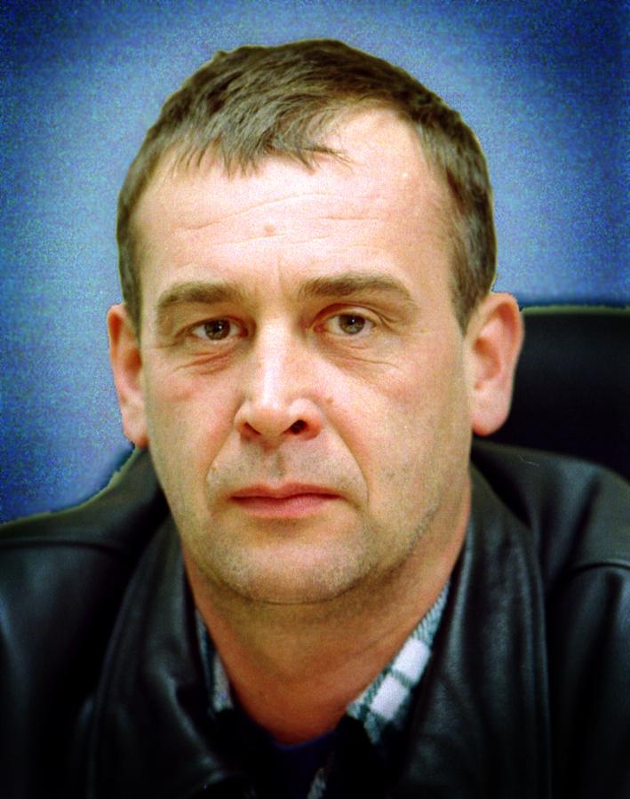 Александр Владимирович Бижон. 2002 год