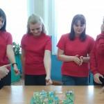 Команда Сосновской СОШ