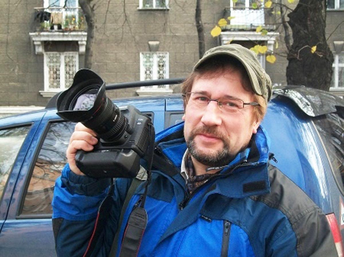 Выставка Игоря Георгиевского «Национальный парк «Паанаярви». Взгляд фотографа»